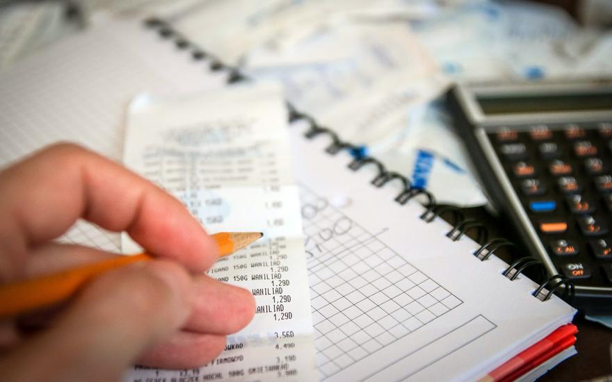 Výpočet účtu